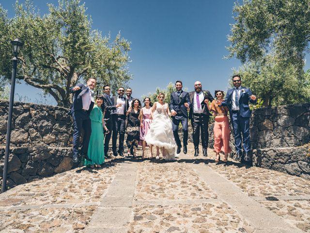 Il matrimonio di Luana e Alfio a Acireale, Catania 41