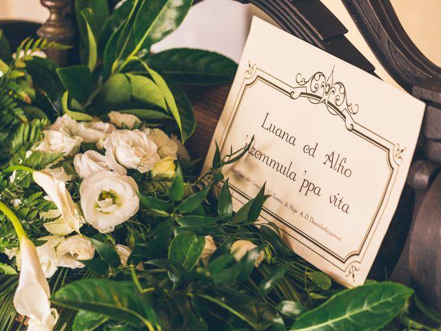 Il matrimonio di Luana e Alfio a Acireale, Catania 42