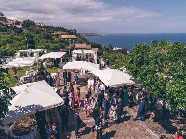 Il matrimonio di Luana e Alfio a Acireale, Catania 43
