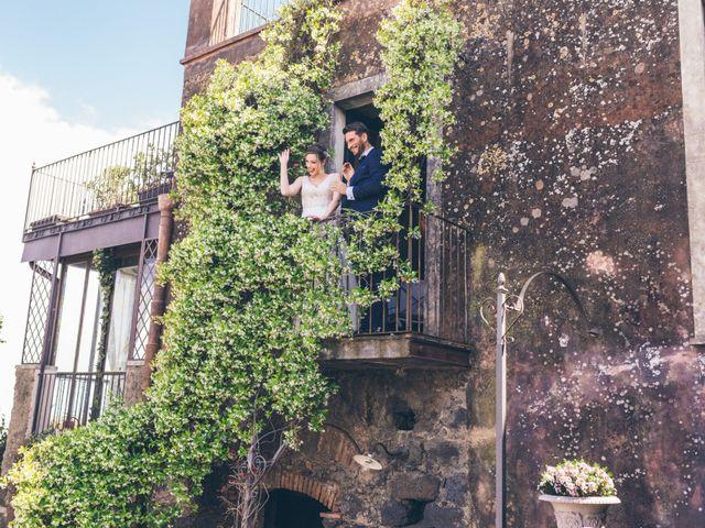 Il matrimonio di Luana e Alfio a Acireale, Catania 44