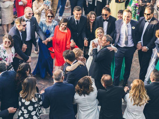 Il matrimonio di Luana e Alfio a Acireale, Catania 47