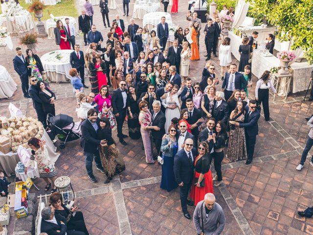 Il matrimonio di Luana e Alfio a Acireale, Catania 49