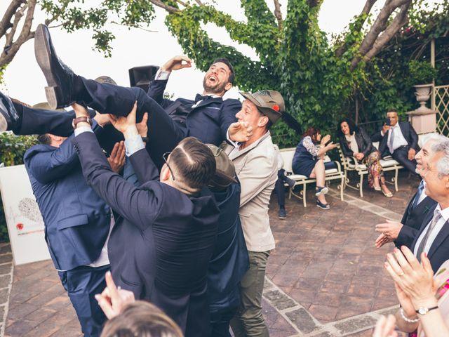 Il matrimonio di Luana e Alfio a Acireale, Catania 50