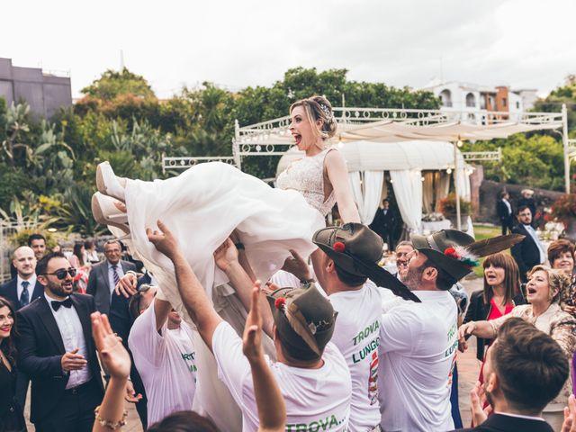 Il matrimonio di Luana e Alfio a Acireale, Catania 52