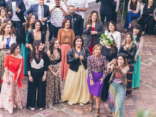 Il matrimonio di Luana e Alfio a Acireale, Catania 53