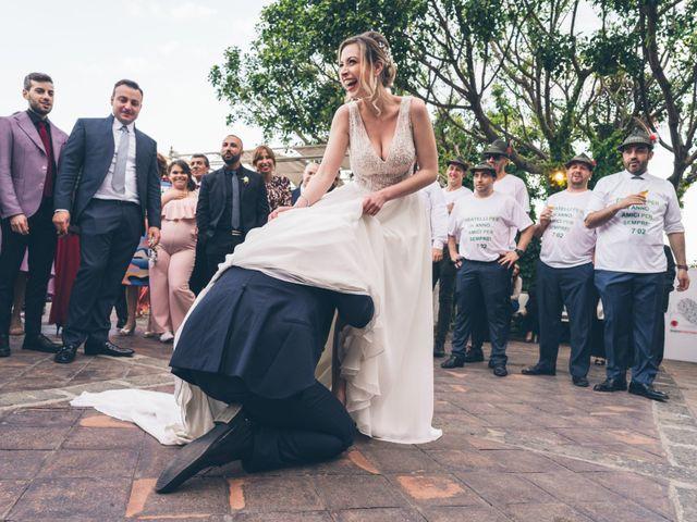 Il matrimonio di Luana e Alfio a Acireale, Catania 54