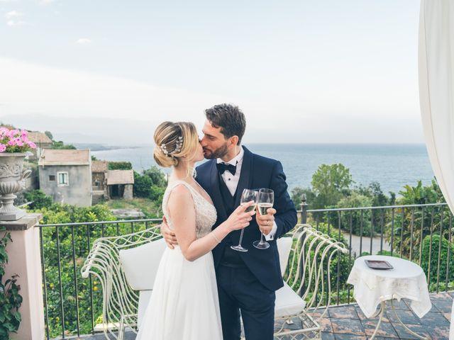 Il matrimonio di Luana e Alfio a Acireale, Catania 55