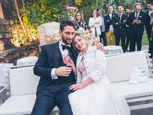 Il matrimonio di Luana e Alfio a Acireale, Catania 57
