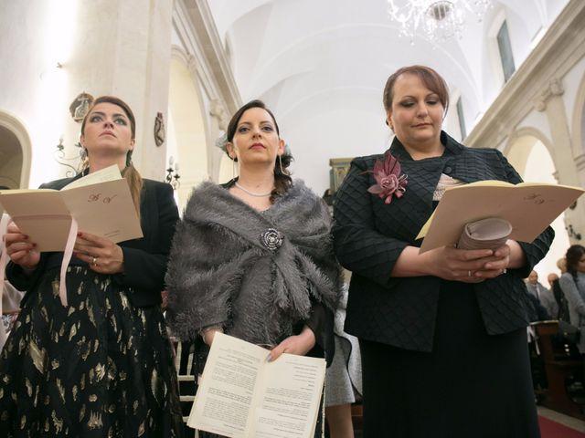 Il matrimonio di Antonio e Valentina a Lecce, Lecce 17