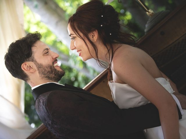 Il matrimonio di Enrico e Laura a Mogliano, Macerata 1