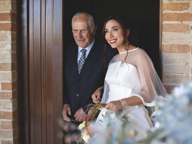 Il matrimonio di Enrico e Laura a Mogliano, Macerata 10