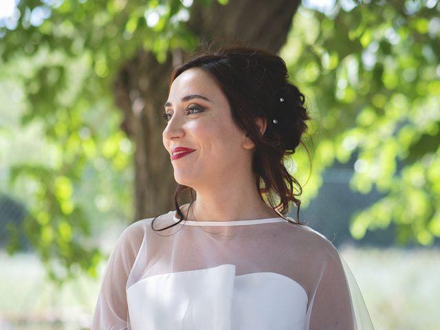 Il matrimonio di Enrico e Laura a Mogliano, Macerata 12