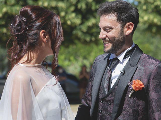 Il matrimonio di Enrico e Laura a Mogliano, Macerata 15