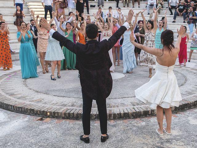 Il matrimonio di Enrico e Laura a Mogliano, Macerata 55