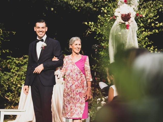 Il matrimonio di Federico e Francesca a Frascati, Roma 1