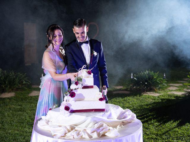 Il matrimonio di Federico e Francesca a Frascati, Roma 3
