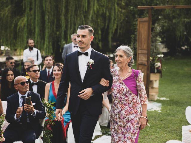 Il matrimonio di Federico e Francesca a Frascati, Roma 8