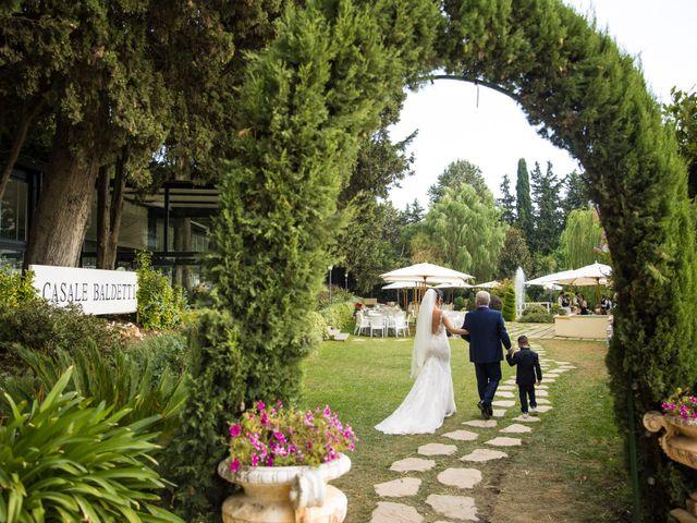 Il matrimonio di Federico e Francesca a Frascati, Roma 9