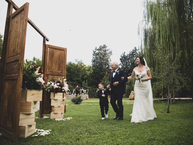 Il matrimonio di Federico e Francesca a Frascati, Roma 10