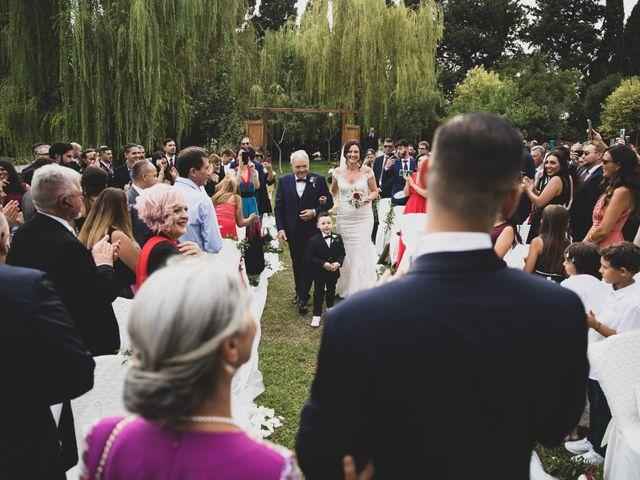 Il matrimonio di Federico e Francesca a Frascati, Roma 11
