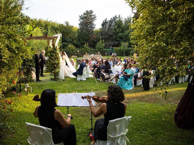 Il matrimonio di Federico e Francesca a Frascati, Roma 14