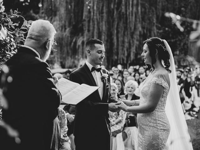 Il matrimonio di Federico e Francesca a Frascati, Roma 15