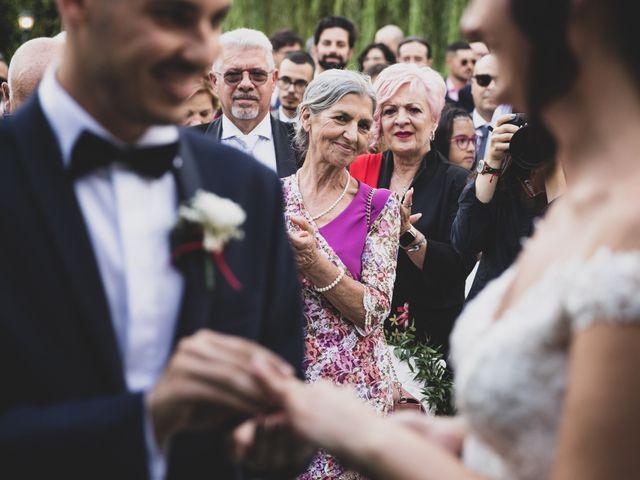 Il matrimonio di Federico e Francesca a Frascati, Roma 16