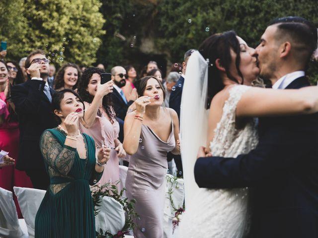 Il matrimonio di Federico e Francesca a Frascati, Roma 18