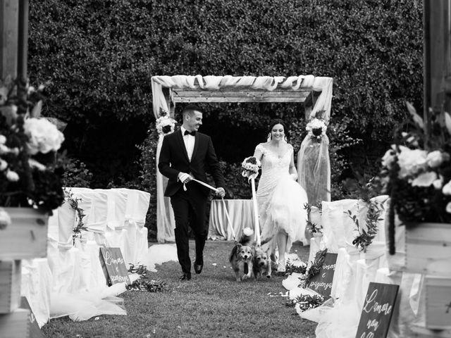 Il matrimonio di Federico e Francesca a Frascati, Roma 21