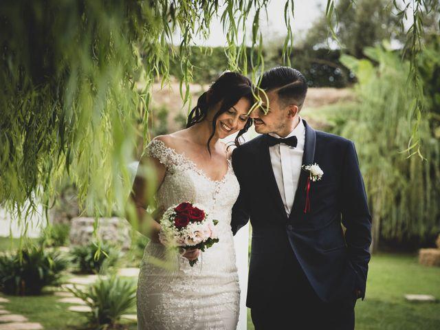 Il matrimonio di Federico e Francesca a Frascati, Roma 22