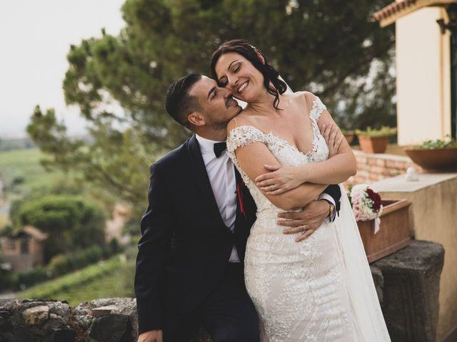 Il matrimonio di Federico e Francesca a Frascati, Roma 24