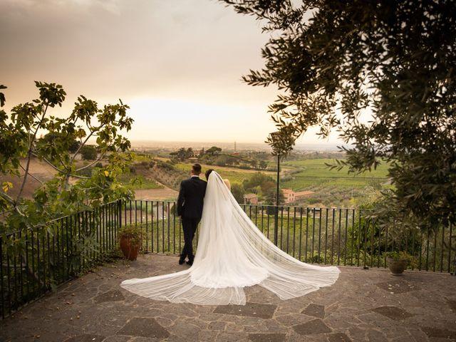 Il matrimonio di Federico e Francesca a Frascati, Roma 25