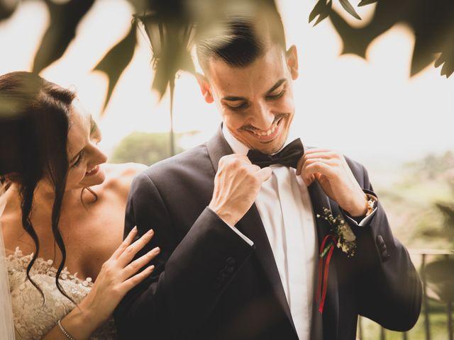Il matrimonio di Federico e Francesca a Frascati, Roma 30
