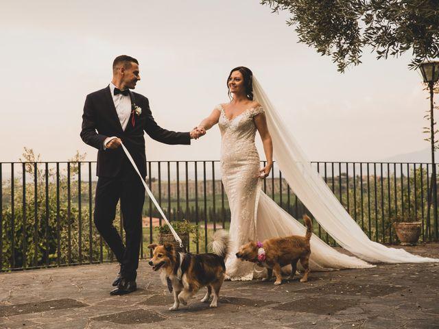 Il matrimonio di Federico e Francesca a Frascati, Roma 31