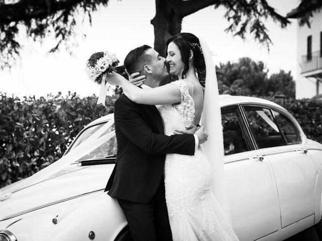 Il matrimonio di Federico e Francesca a Frascati, Roma 32