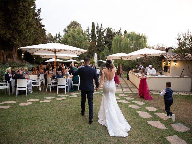 Il matrimonio di Federico e Francesca a Frascati, Roma 34