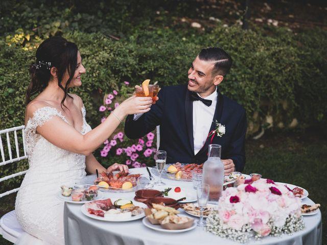Il matrimonio di Federico e Francesca a Frascati, Roma 35