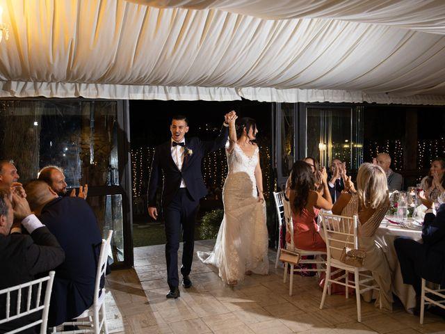Il matrimonio di Federico e Francesca a Frascati, Roma 41