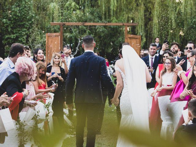 Il matrimonio di Federico e Francesca a Frascati, Roma 46