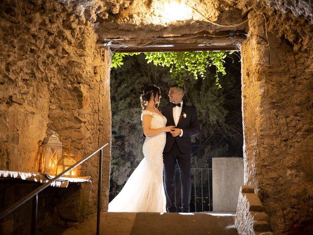 Il matrimonio di Federico e Francesca a Frascati, Roma 49