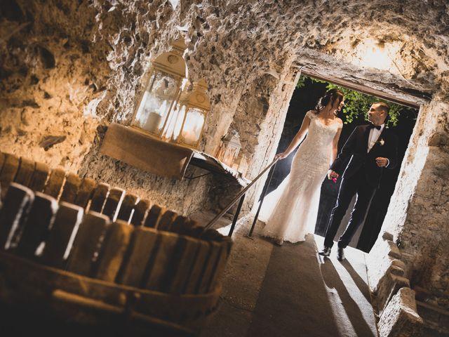 Il matrimonio di Federico e Francesca a Frascati, Roma 50