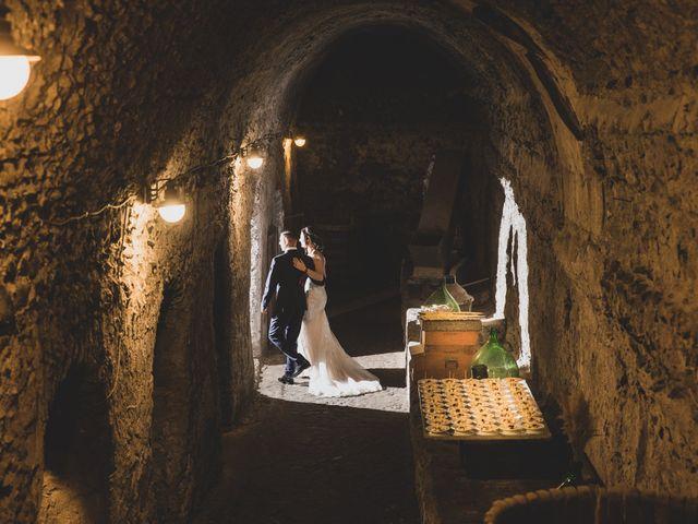 Il matrimonio di Federico e Francesca a Frascati, Roma 52