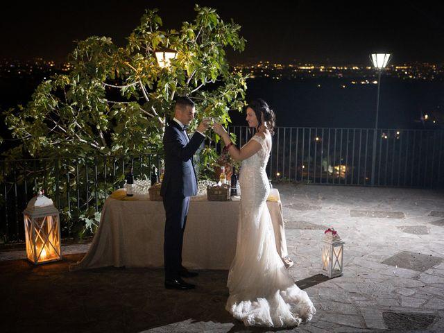 Il matrimonio di Federico e Francesca a Frascati, Roma 53
