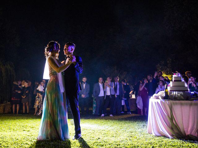 Il matrimonio di Federico e Francesca a Frascati, Roma 61