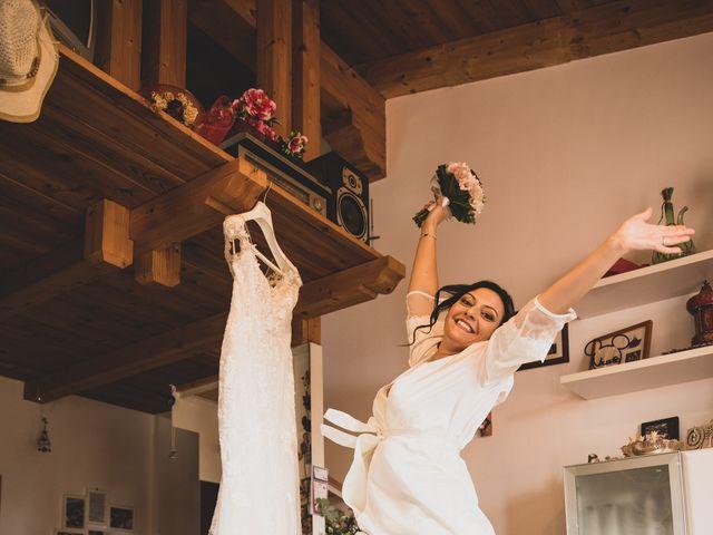 Il matrimonio di Federico e Francesca a Frascati, Roma 67