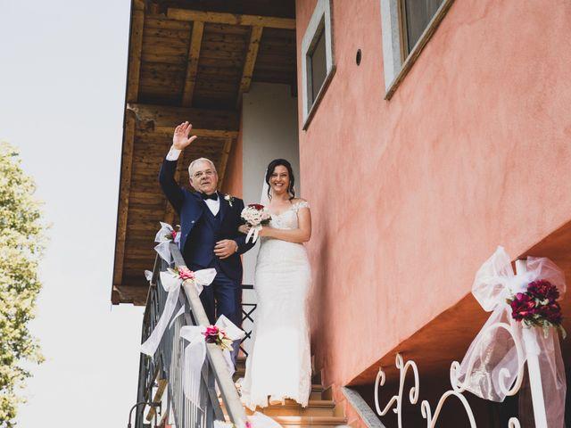 Il matrimonio di Federico e Francesca a Frascati, Roma 77