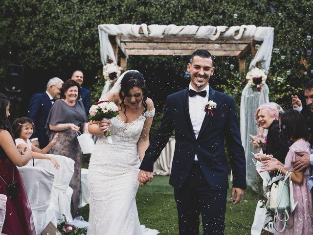 Il matrimonio di Federico e Francesca a Frascati, Roma 83