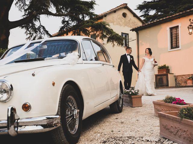 Il matrimonio di Federico e Francesca a Frascati, Roma 86