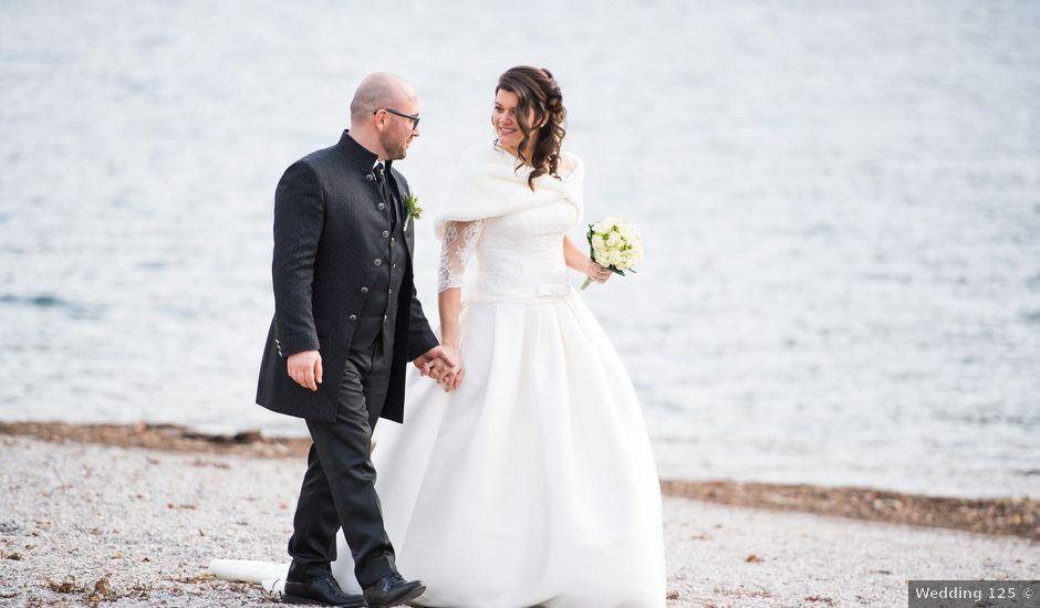Il matrimonio di Matteo e Alessia a Condino, Trento