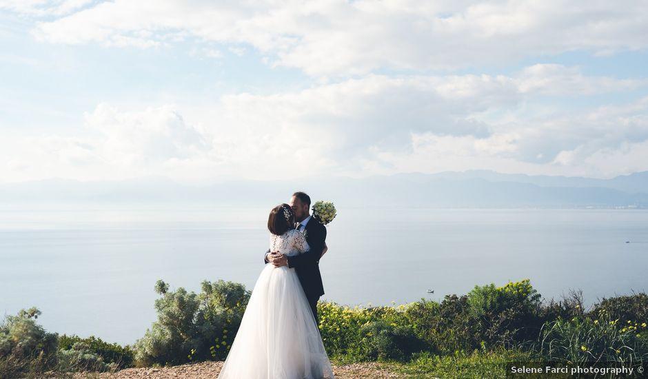 Il matrimonio di Claudio e Francesca a Quartu Sant'Elena, Cagliari